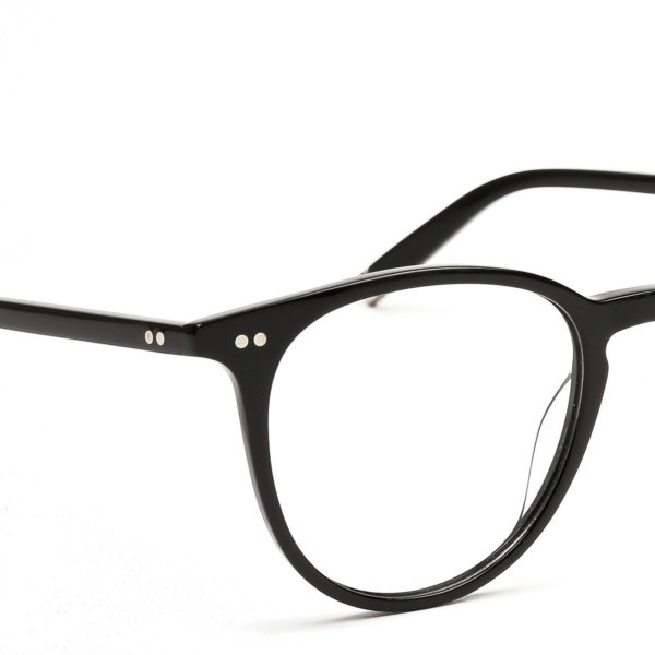 MOSCOT JARED-V Black - 3/4