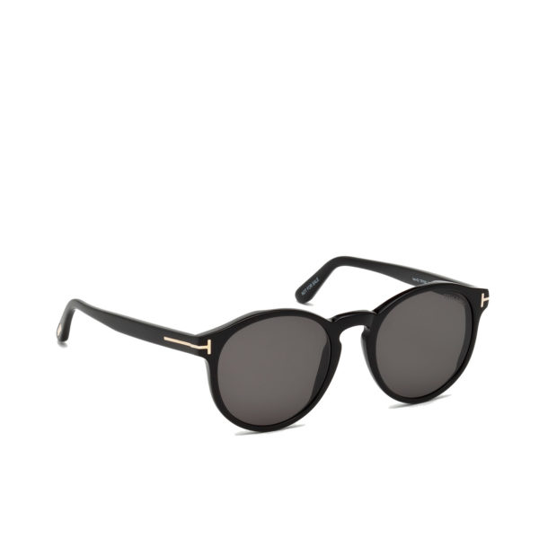 TOM FORD FT0591 Shiny Black - 2/3