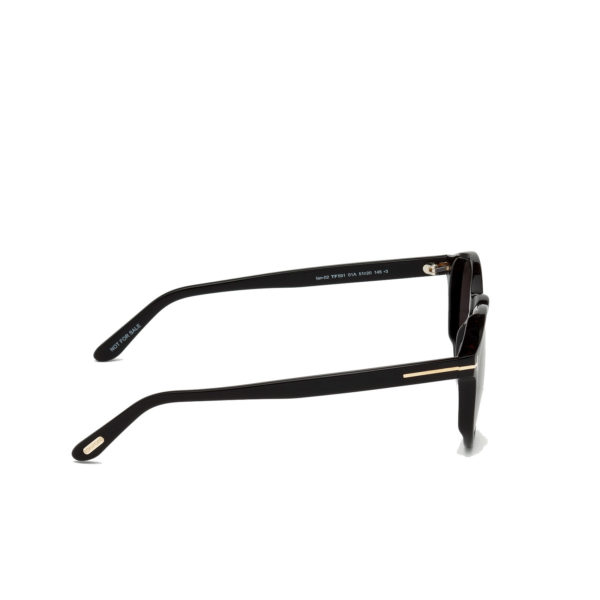 TOM FORD FT0591 Shiny Black - 3/3