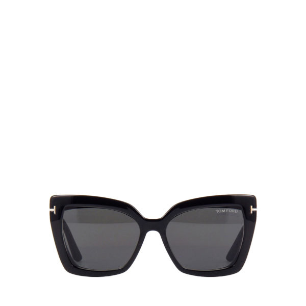 TOM FORD FT5641 B BLUE CONTROL 2x SUN CLIPS-ON - 2/5