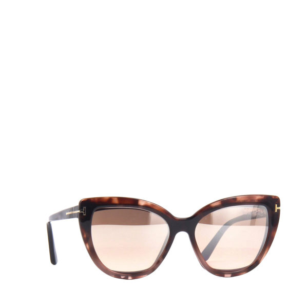 TOM FORD FT5641 B BLUE CONTROL 2x SUN CLIPS-ON - 3/5