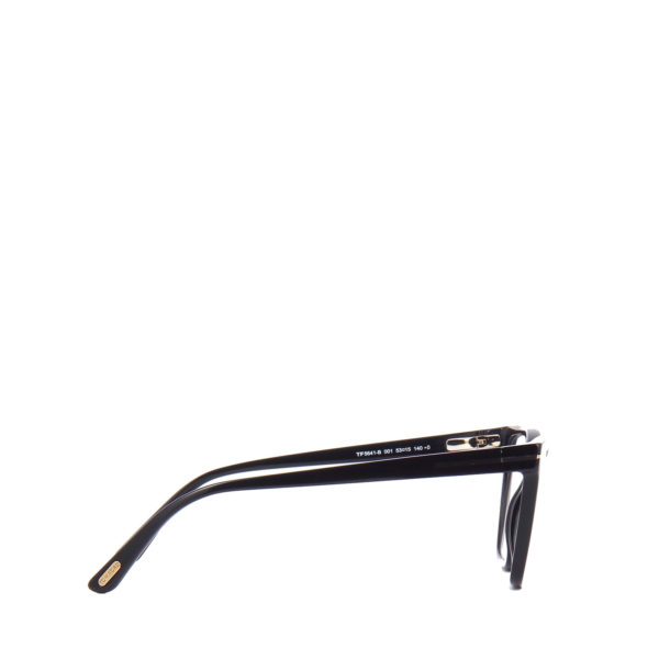 TOM FORD FT5641 B BLUE CONTROL 2x SUN CLIPS-ON - 5/5
