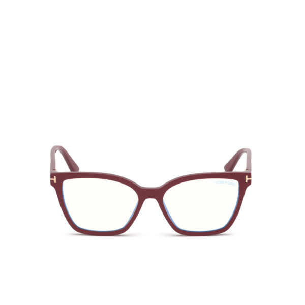 TOM FORD FT5641 B BLUE CONTROL 2x SUN CLIPS-ON - 2/4