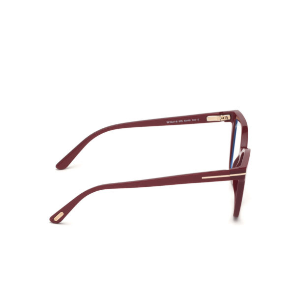 TOM FORD FT5641 B BLUE CONTROL 2x SUN CLIPS-ON - 4/4