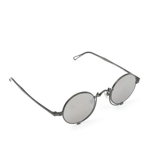 MATSUDA 10601H Matte Black (Grey Lens) - 2/4