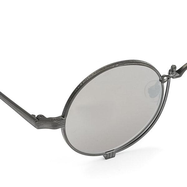 MATSUDA 10601H Matte Black (Grey Lens) - 3/4
