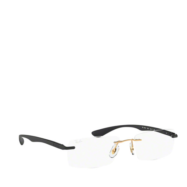 RAY-BAN RX8724 Brushed Gold - 2/3