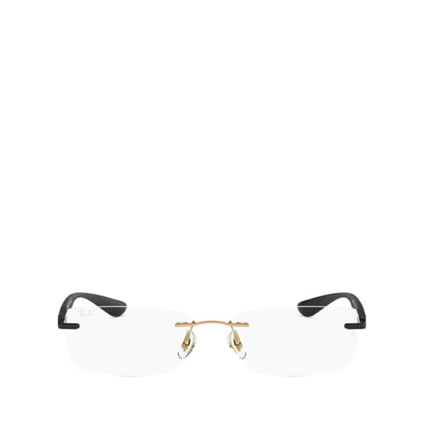 RAY-BAN RX8724 Brushed Gold - 1/3