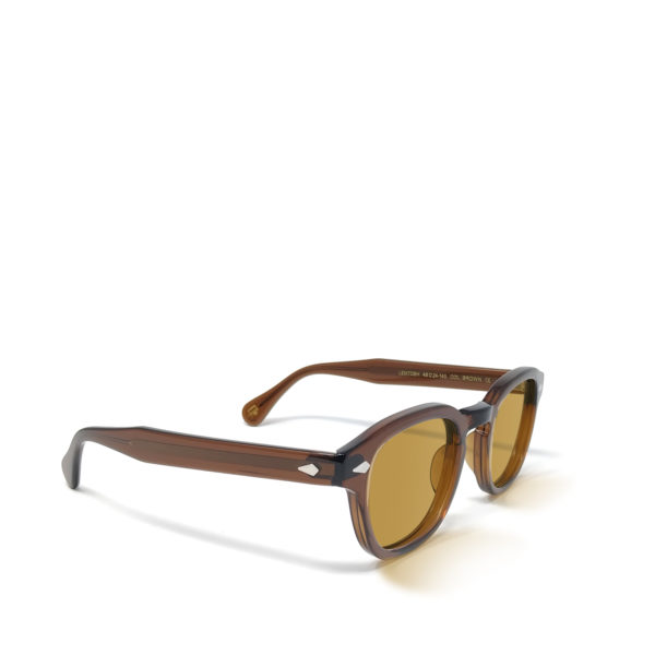 MOSCOT LEMTOSH Brown - 2/3