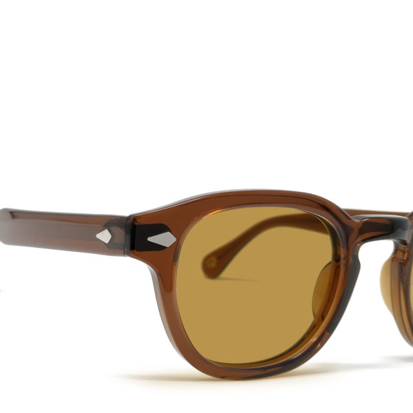 MOSCOT LEMTOSH Brown - 3/3