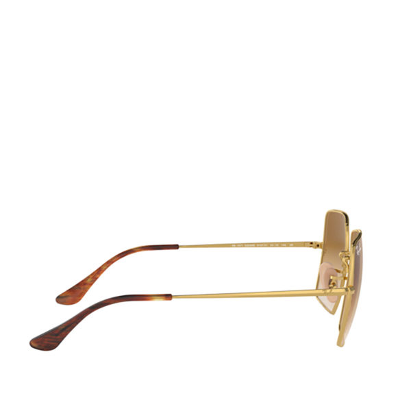 RAY-BAN RB1971 SQUARE Gold - 3/3