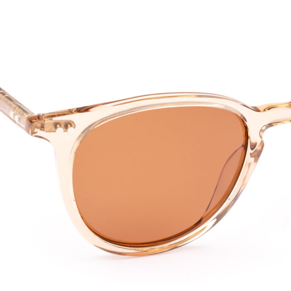 MOSCOT JARED Cinnamon - 3/3