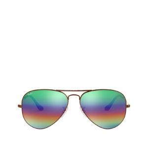 RAY-BAN AVIATOR LARGE METAL RB3025 9018c3