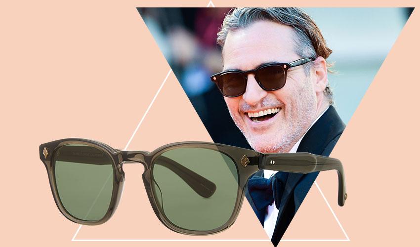 Occhiali da sole Garrett Leight ® Ace Sun, Joaquin Phoenix