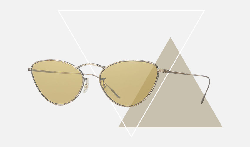 Occhiali da sole Cat-Eye (occhi di gatto) Oliver Peoples ® OV1239S Lelaina