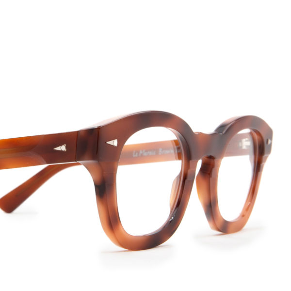 AHLEM LE MARAIS OPTIC Brown Turtle - 3/3