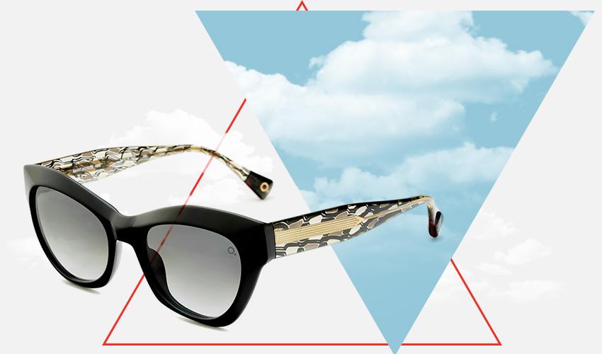 Occhiali da Sole Etnia Barcelona, Collezione Capsule, Modello Saint Moritz