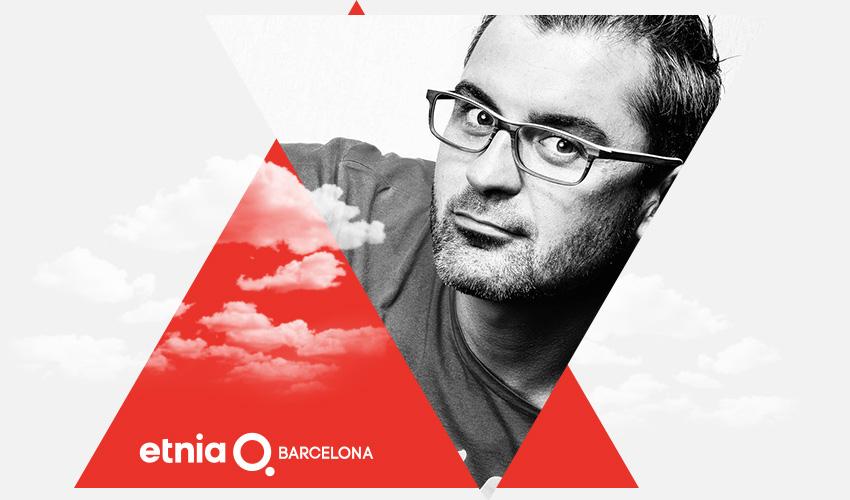 Il fondatore di Etnia Barcelona David Pellicer
