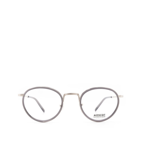 MOSCOT BUPKES Grey/silver - 1/3
