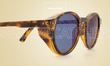 Occhiali da Sole con paraluce laterale Sun's Good®