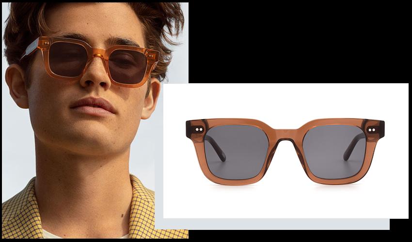 Occhiali da Sole Chimi Eyewear, modello #004, colore Coco.
