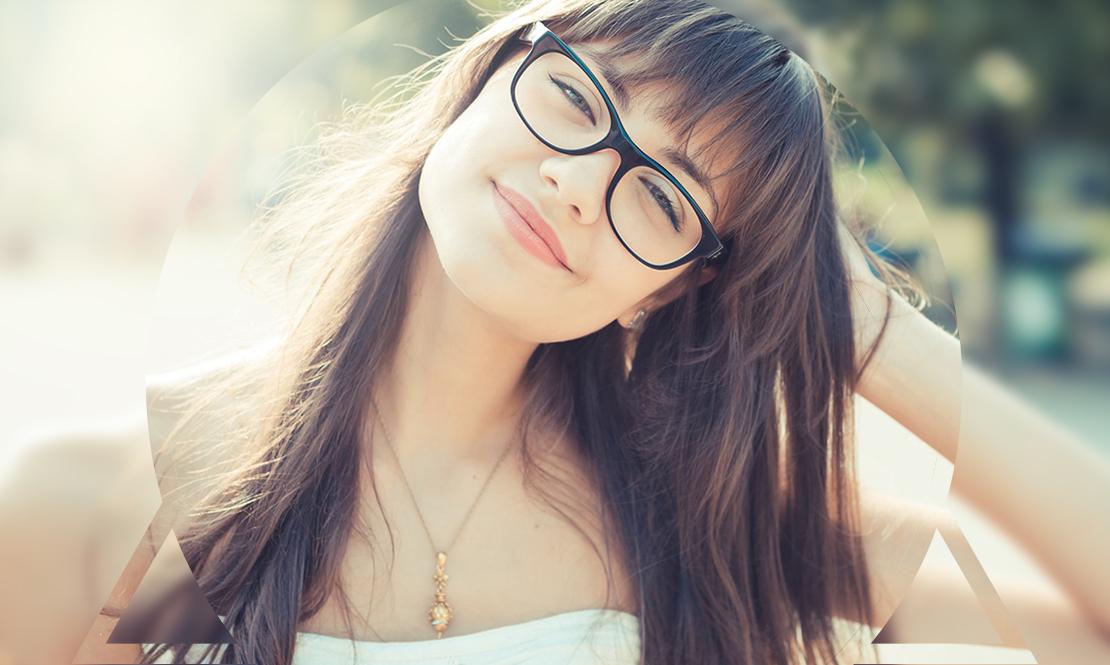 Lenti antiriflesso negli occhiali da vista