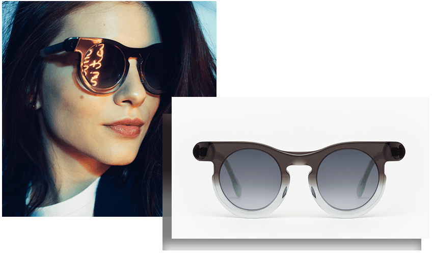 Portrait Eyewear Sunglasses: Lori