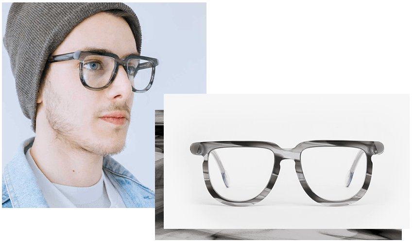 Portrait Eyewear Eyeglasses: Robert