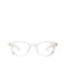 JACQUES MARIE MAGE AKIRA Clear / 18k Gold