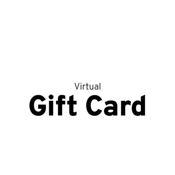 Virtual Gift Card  - 2/2
