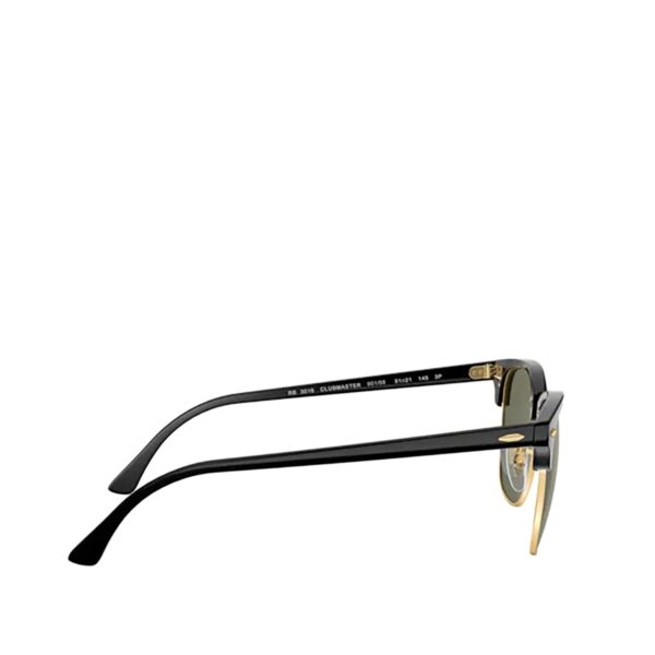 RAY-BAN CLUBMASTER RB3016F  - 3/3