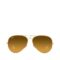 RAY-BAN AVIATOR FULL COLOR RB3025JM 91963c