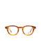 JULIUS TART OPTICAL AR Light Brown Sasa