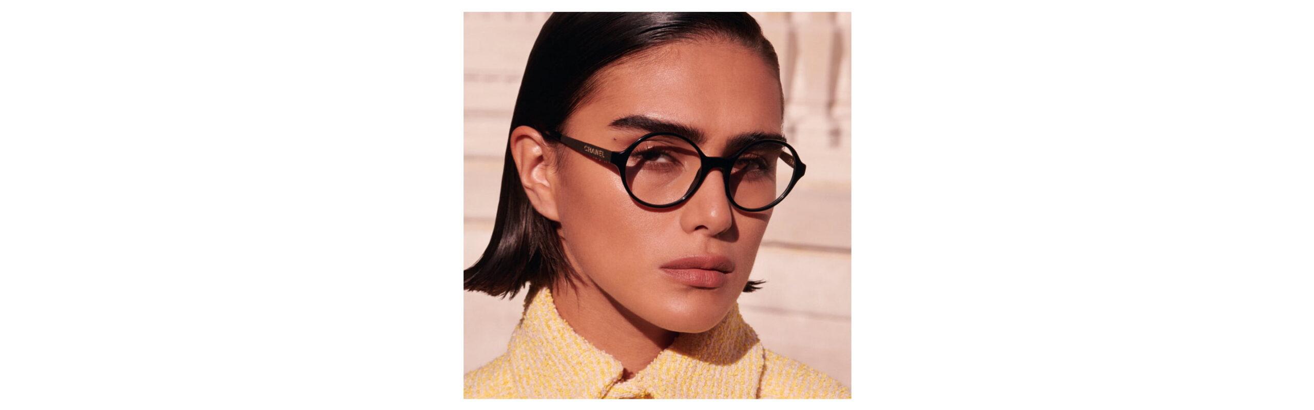 banner Chanel Eyeglasses