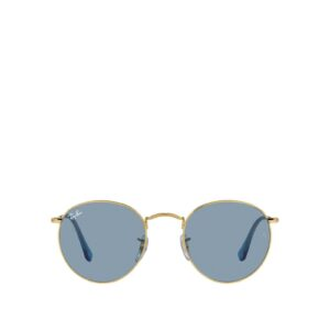 RAY-BAN ROUND METAL RB3447 001/56